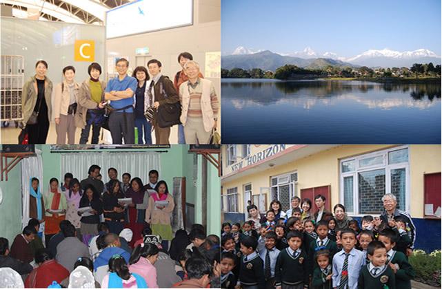 BFN主催ネパール・スタディ・ツアー